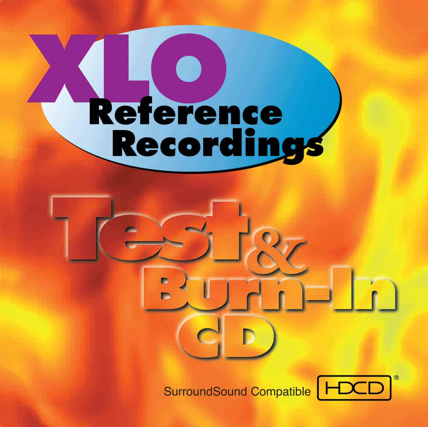 XLO Test & Burn-In CD