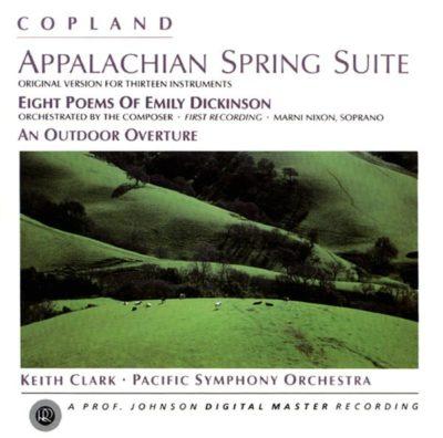 Appalachian Spring Suite | Pacific Symphony