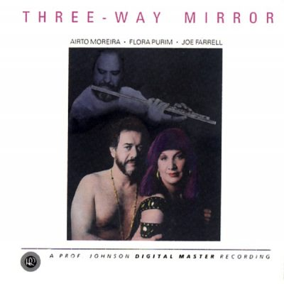 Three-Way Mirror | Airto Moreira