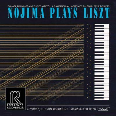 Nojima Plays Liszt | Minoru Nojima