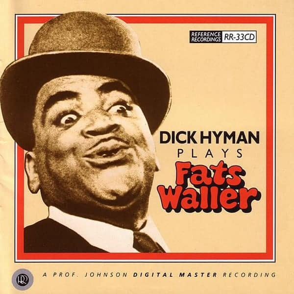 Dick Hyman Plays Fats Waller