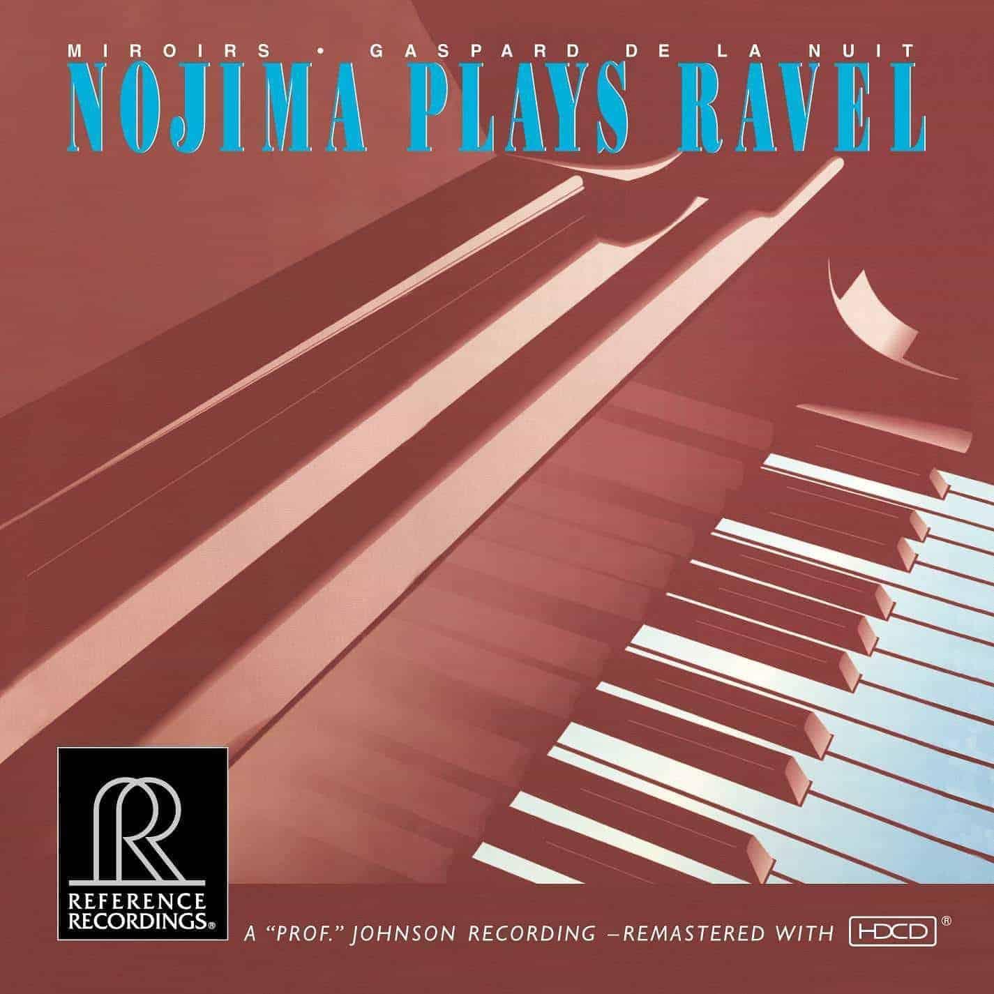 Nojima Plays Ravel   Minoru Nojima
