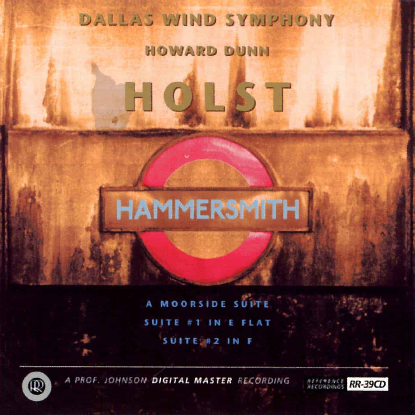 Holst: Hammersmith | Dallas Wind Symphony
