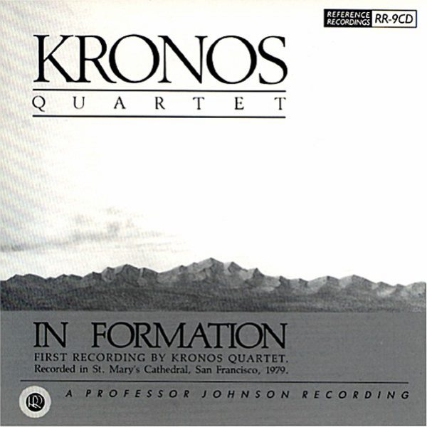 In Formation | Kronos Quartet