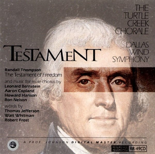 Testament | Turtle Creek Chorale