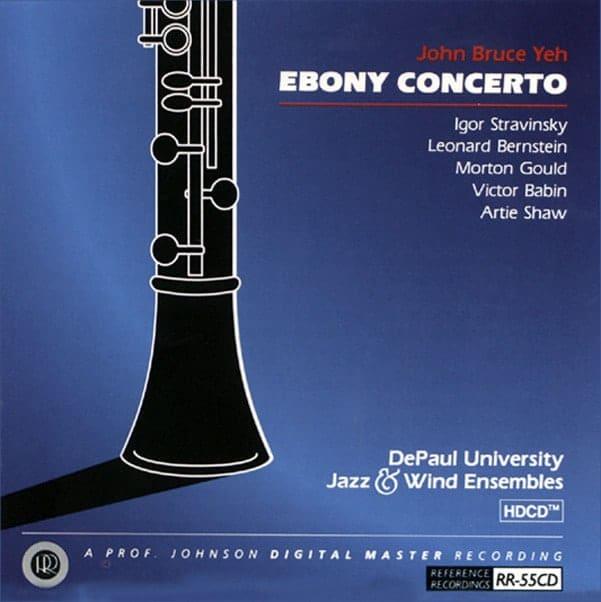 Ebony Concerto | John Bruce Yeh