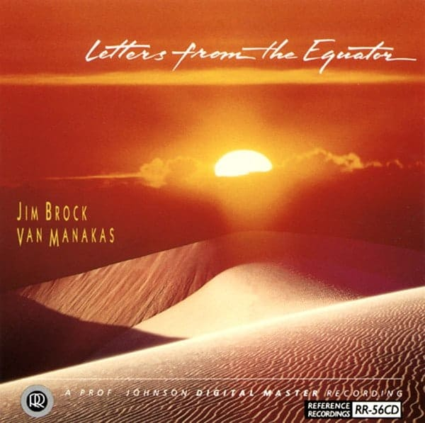 Letters from the Equator | Jim Brock