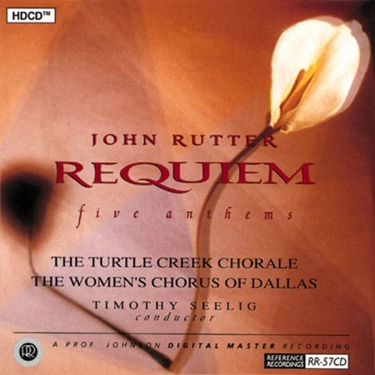 Rutter: Requiem and Five Anthems | Turtle Creek Chorale