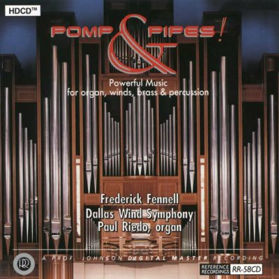 Pomp & Pipes! | Dallas Wind Symphony