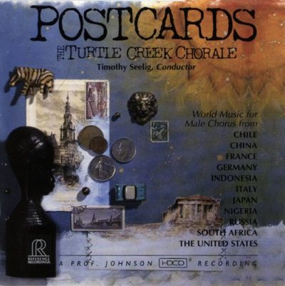 Postcards | Turtle Creek Chorale