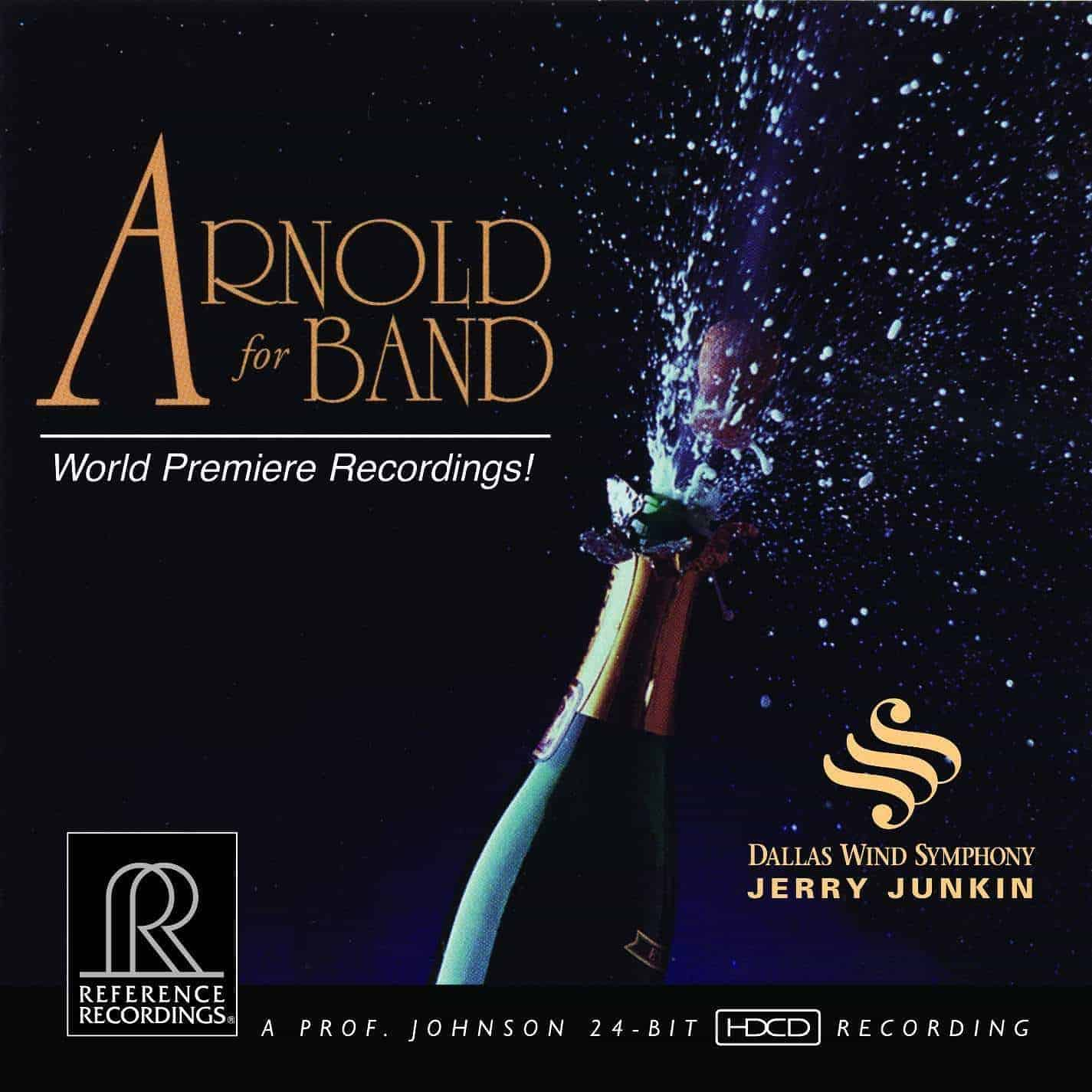 Arnold for Band | Dallas Wind Symphony