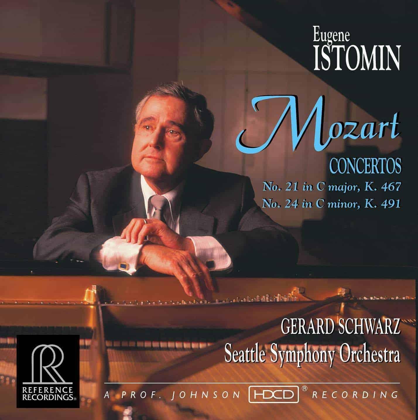 Mozart: Piano Concertos 21 & 24 | Seattle Symphony