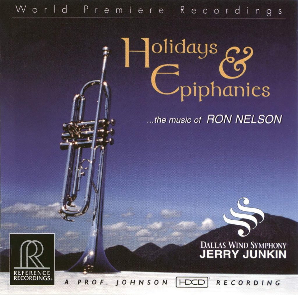Holidays & Epiphanies | Dallas Wind Symphony