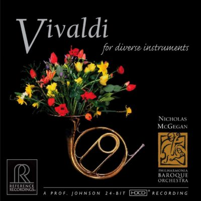 Vivaldi for Diverse Insruments | Philharmonia Baroque Orchestra