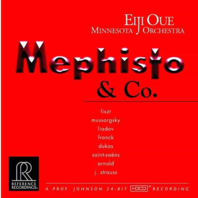 Mephisto & Co. | Minnesota Orchestra