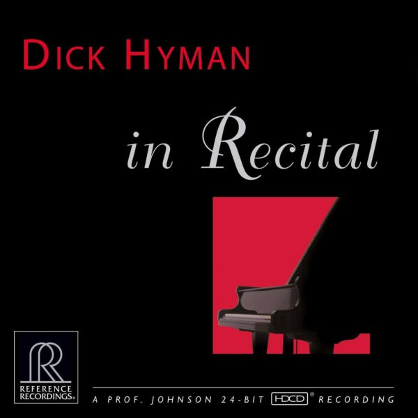 Dick Hyman in Recital | Dick Hyman