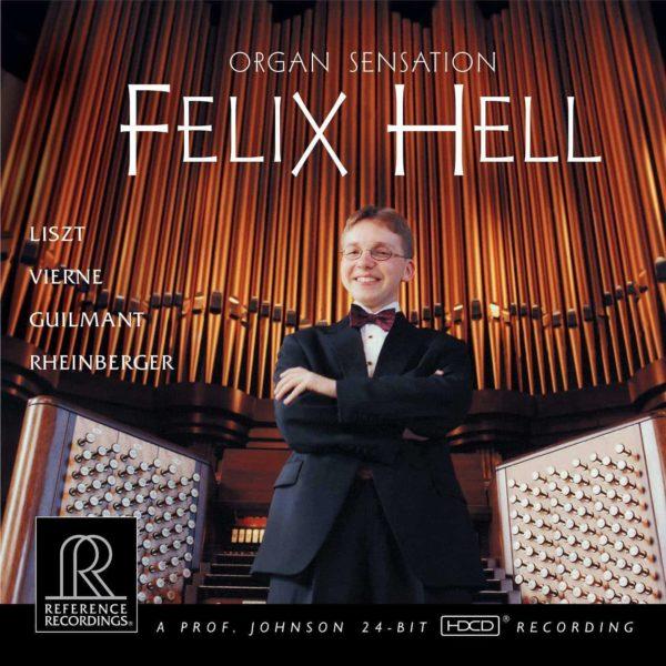 Organ Sensation | Felix Hell