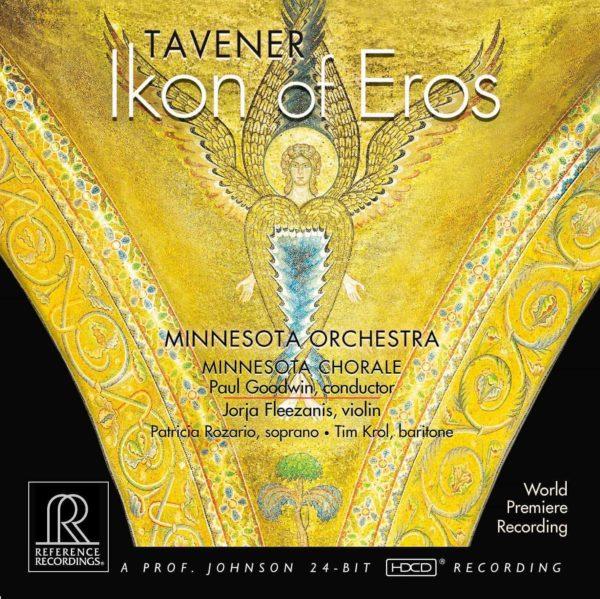 Tavener: Ikon of Eros | Minnesota Orchestra