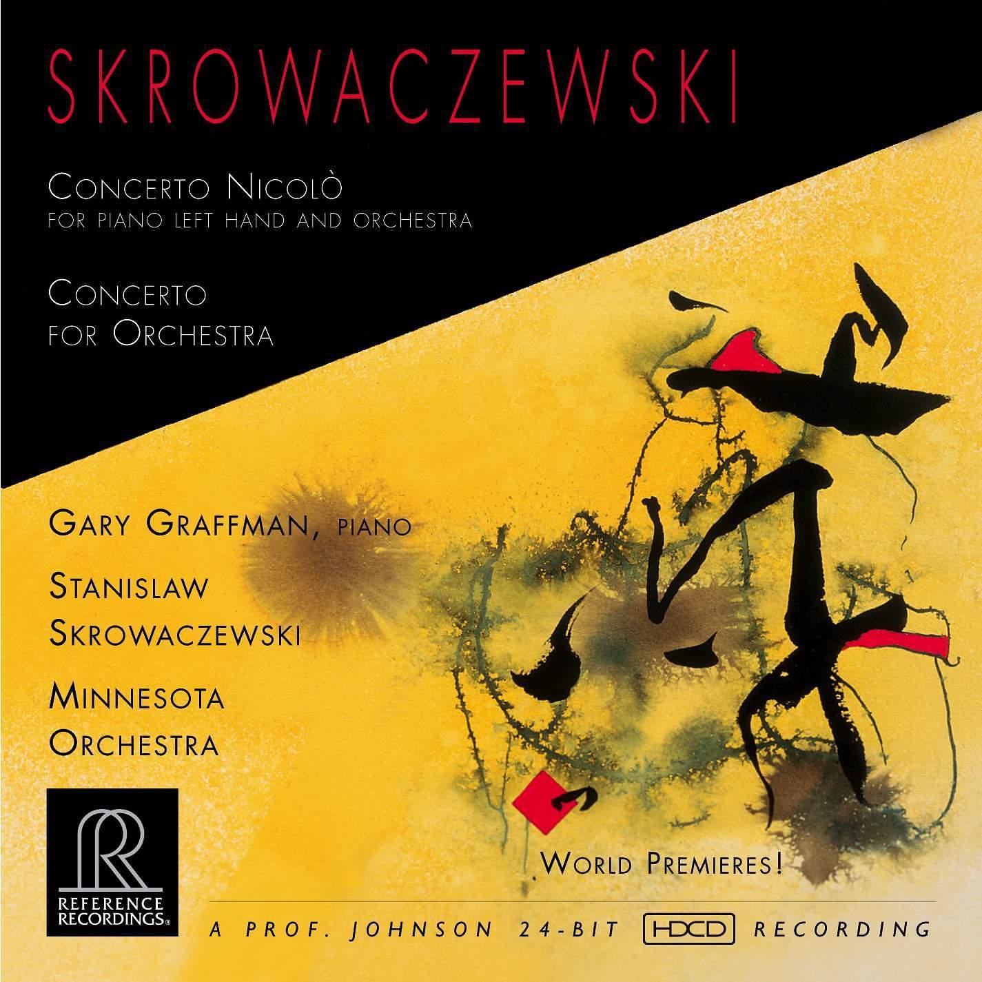 「Skrowaczewski: Concerto Nicolo RR-103」の画像検索結果