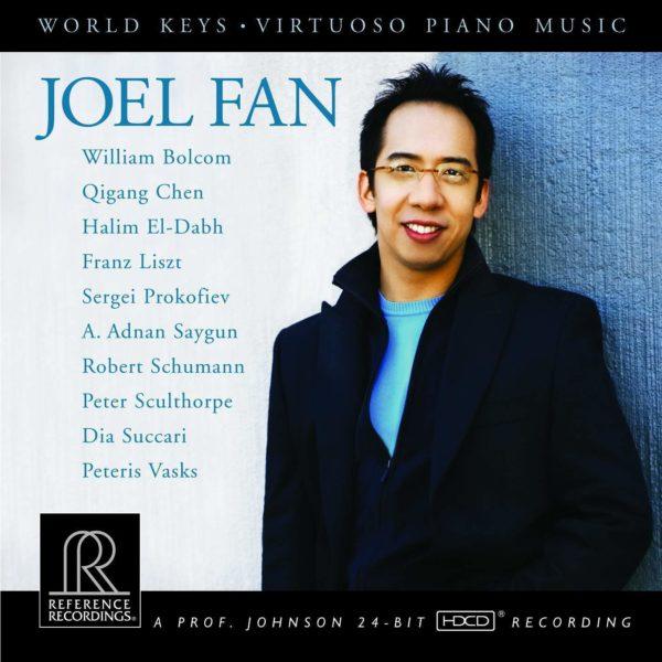 Joel Fan: World Keys | Joel Fan