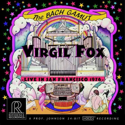 Virgil Fox: The Bach Gamut | Virgil Fox