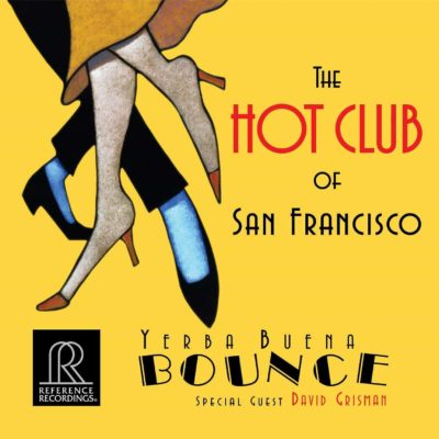 Yerba Buena Bounce | The Hot Club of San Francisco