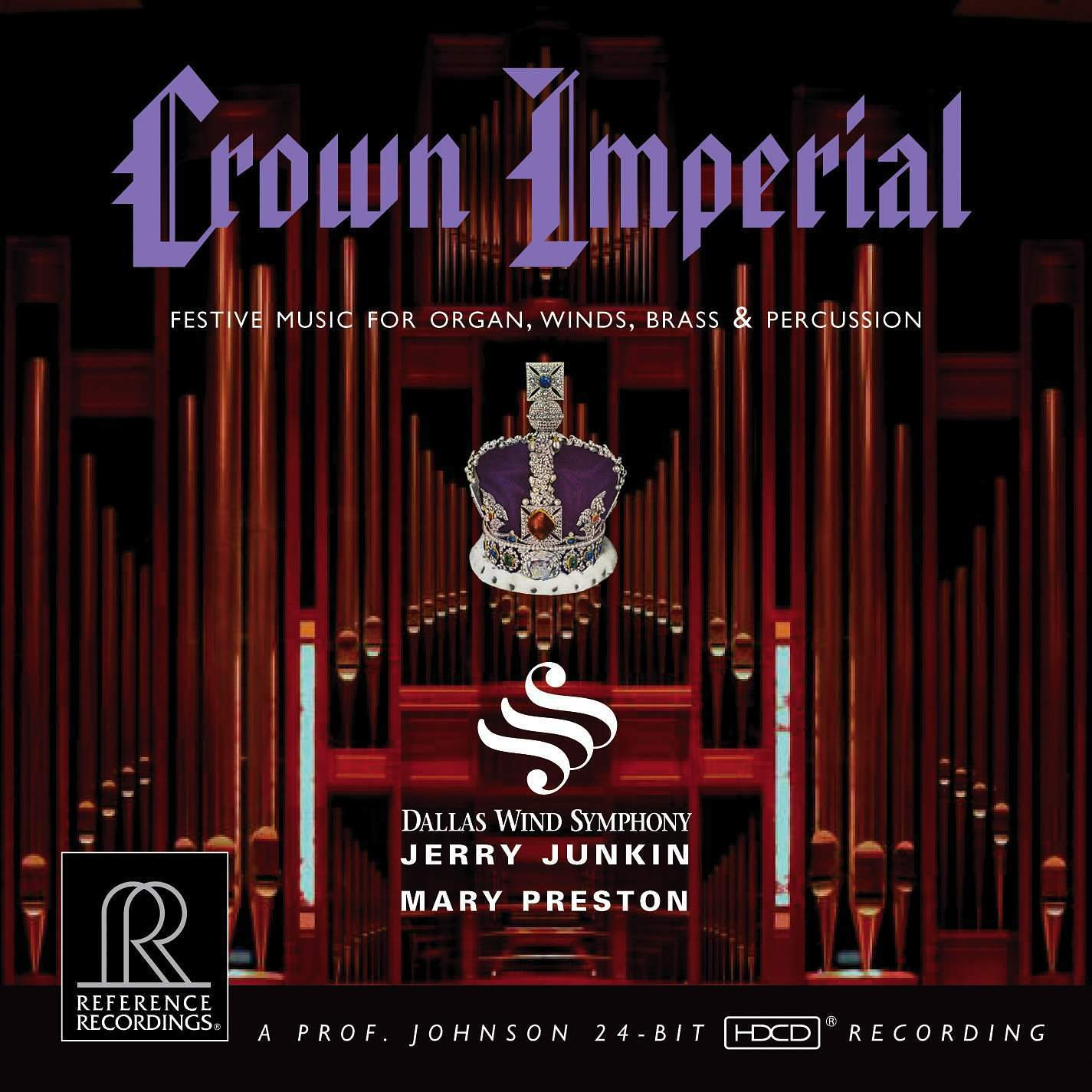 Crown Imperial / Dallas Winds | Dallas Wind Symphony