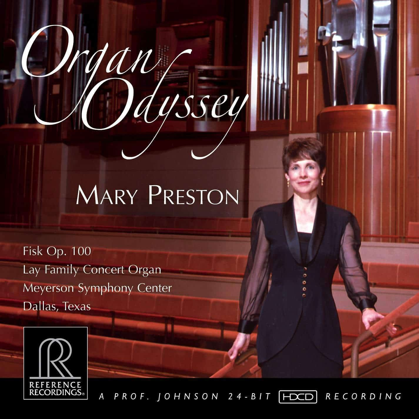 Organ Odyssey/ Mary Preston | Mary Preston