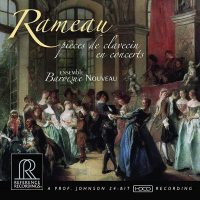 Pieces de clavecin en concerts | Baroque Nouveau