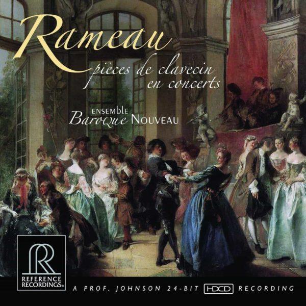 Pieces de clavecin en concerts   Baroque Nouveau