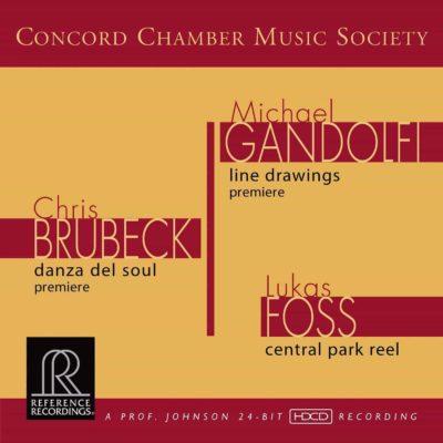 Brubeck/Gandolfi/Foss | Concord Chamber Music Society