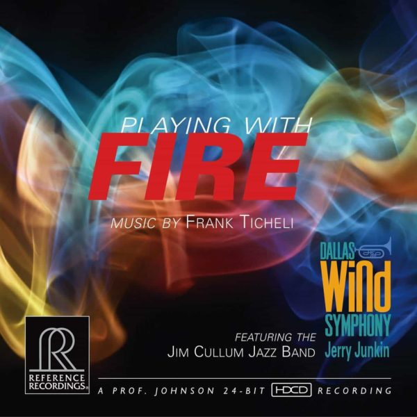 Playing With Fire | Dallas Wind Symphony