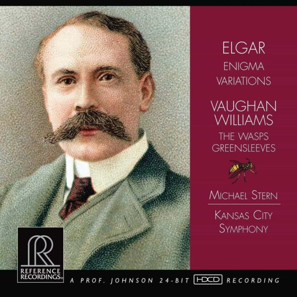 Elgar: Enigma Variations/Vaughan Williams: The Wasps