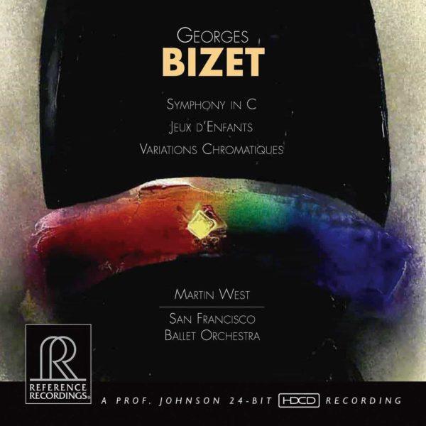 Bizet: Symphony in C; Jeux d'Enfants