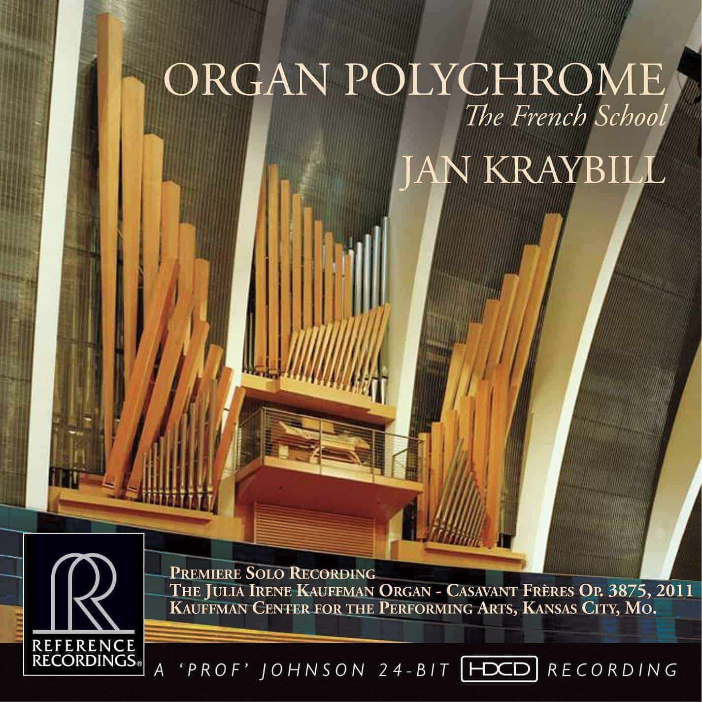 Organ Polychrome | Jan Kraybill
