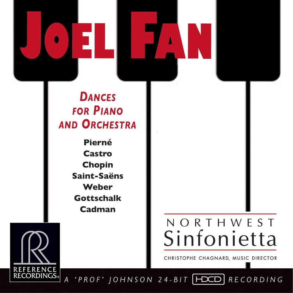 Dances for Piano and Orchestra | Joel Fan