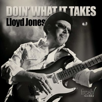 Doin' What it Takes | Lloyd Jone