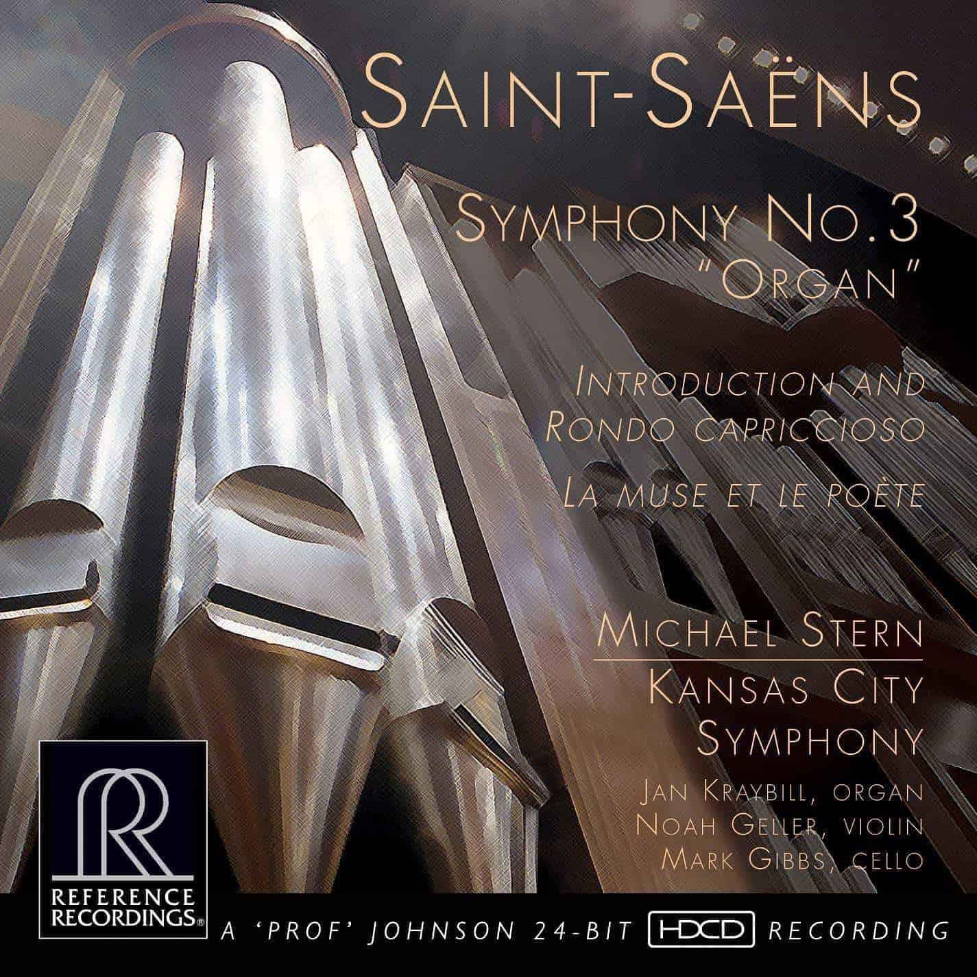 "Saint-Saens: Symphony No. 3 ""Organ"" | Kansas City Symphony"