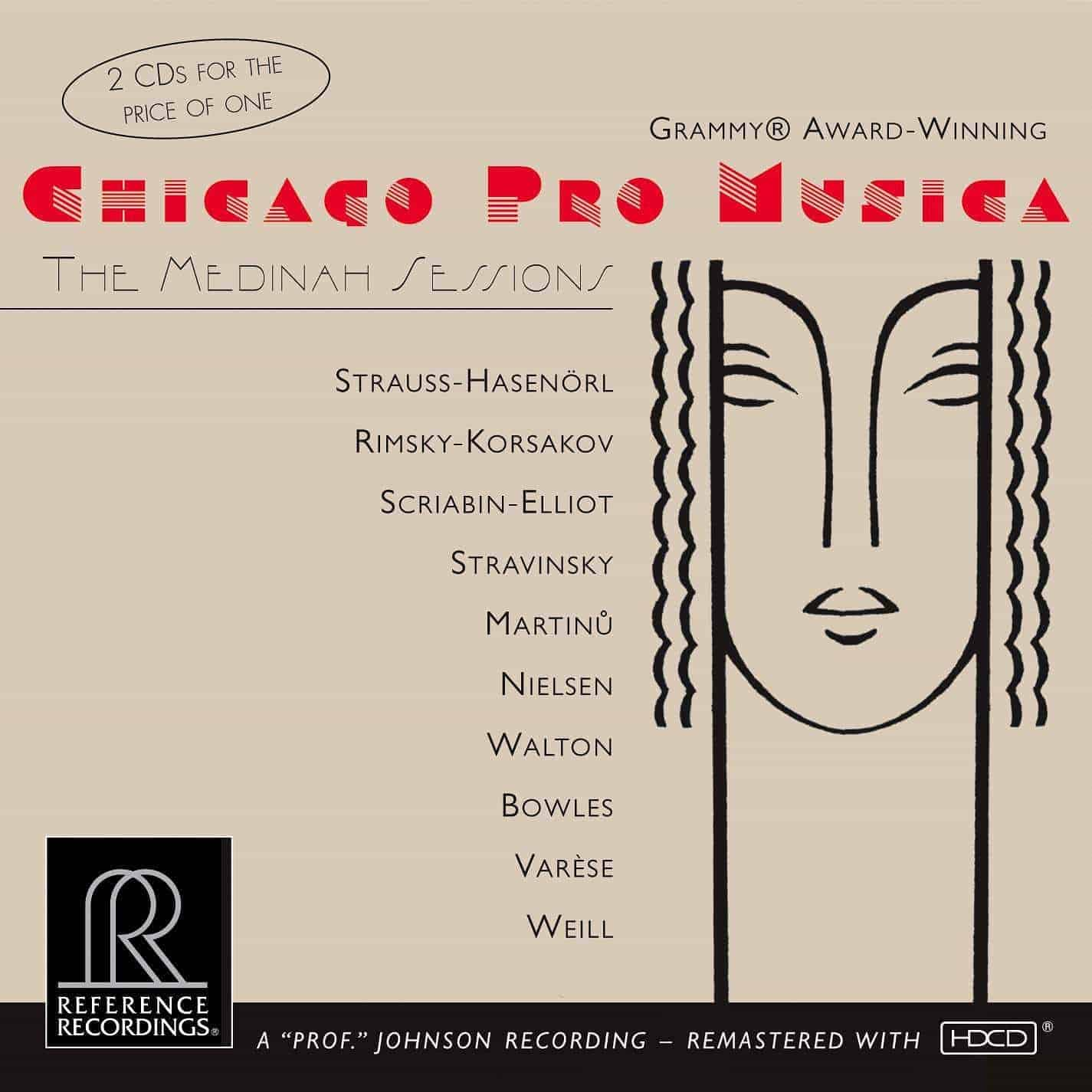 The Medinah Sessions | Chicago Pro Musica
