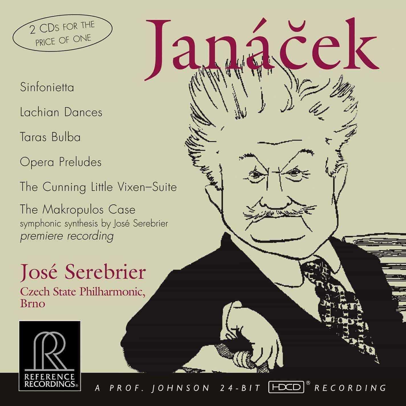 Janacek: Orchestral Works | Czech State Philharmonic