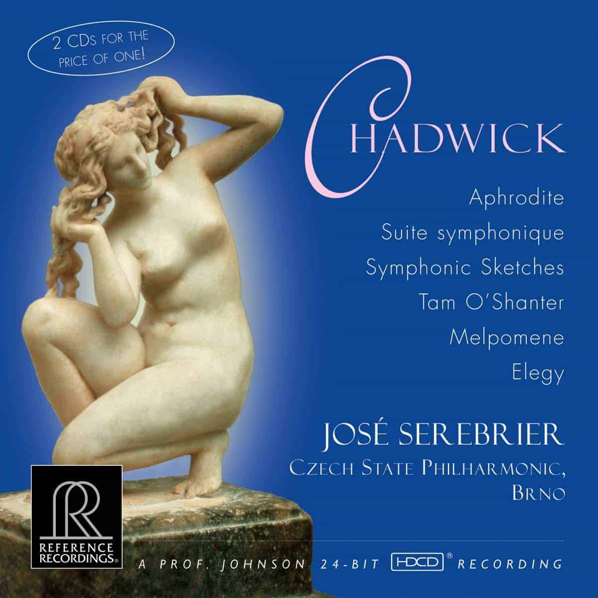 Chadwick: Orchestral Works | Czech State Philharmonic
