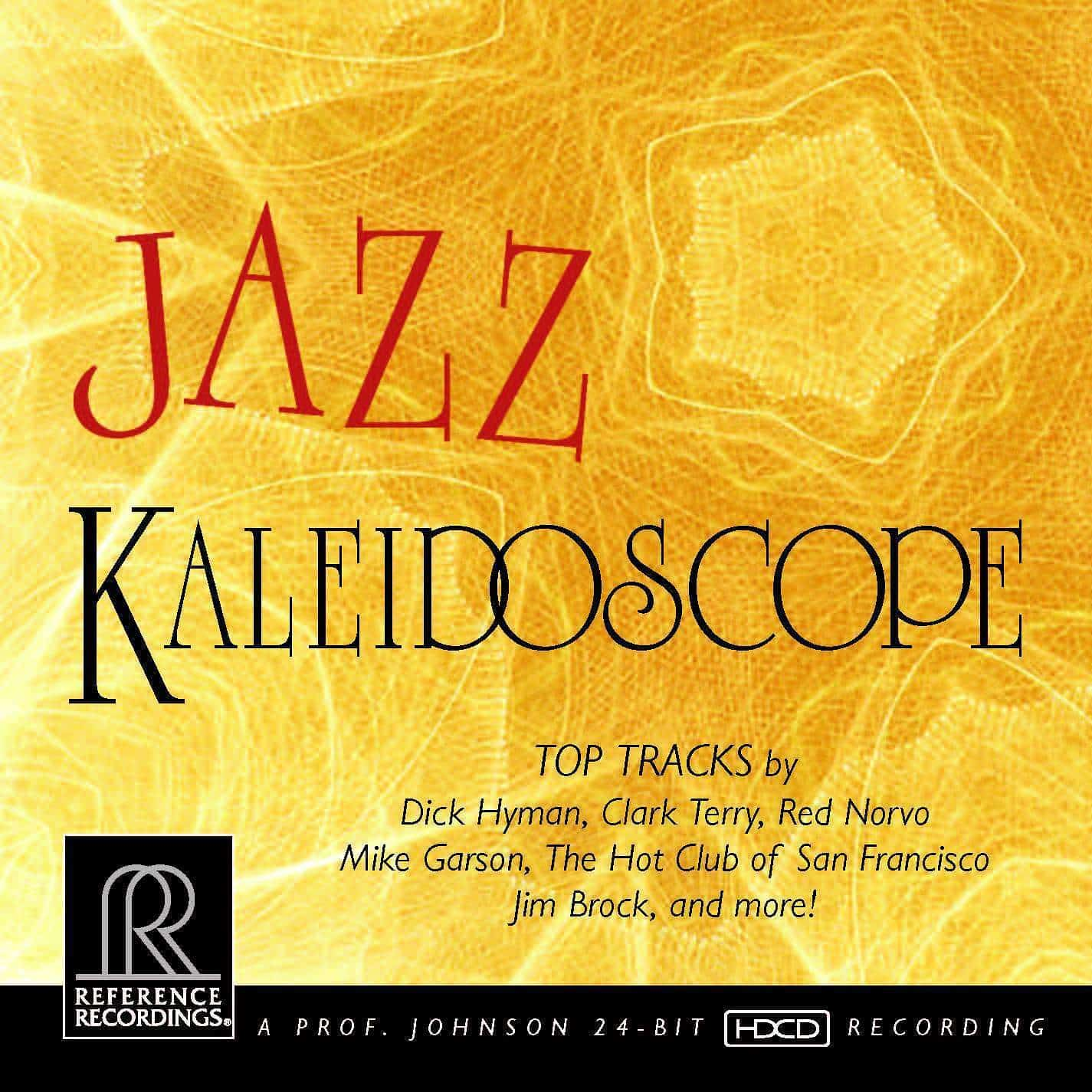 Jazz Kaleidoscope Sampler