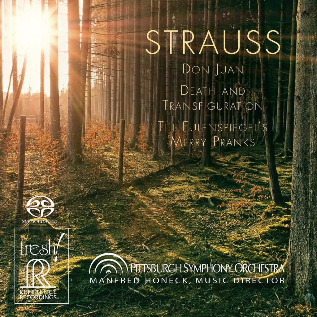 Strauss: Tone Poems SACD | Pittsburgh Symphony
