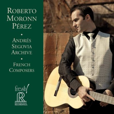 Andres Segovia Archive: French Composers | Roberto Moronn Perez