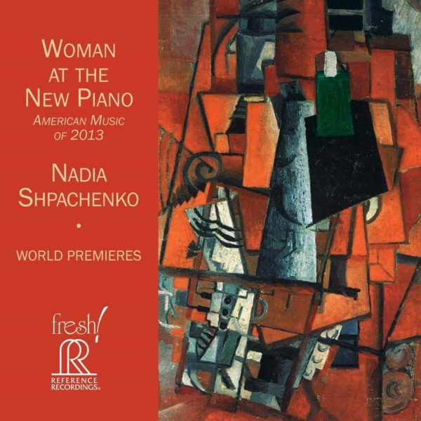 Woman At The New Piano | Nadia Shpachenko