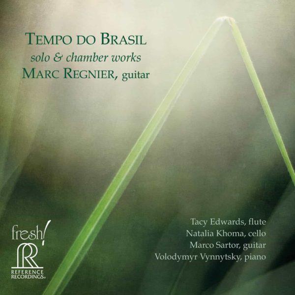 Tempo Do Brasil | Marc Regnier