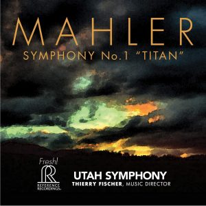 """Mahler: Symphony No. 1 """"Titan""""   Utah Symphony Orchestra"""