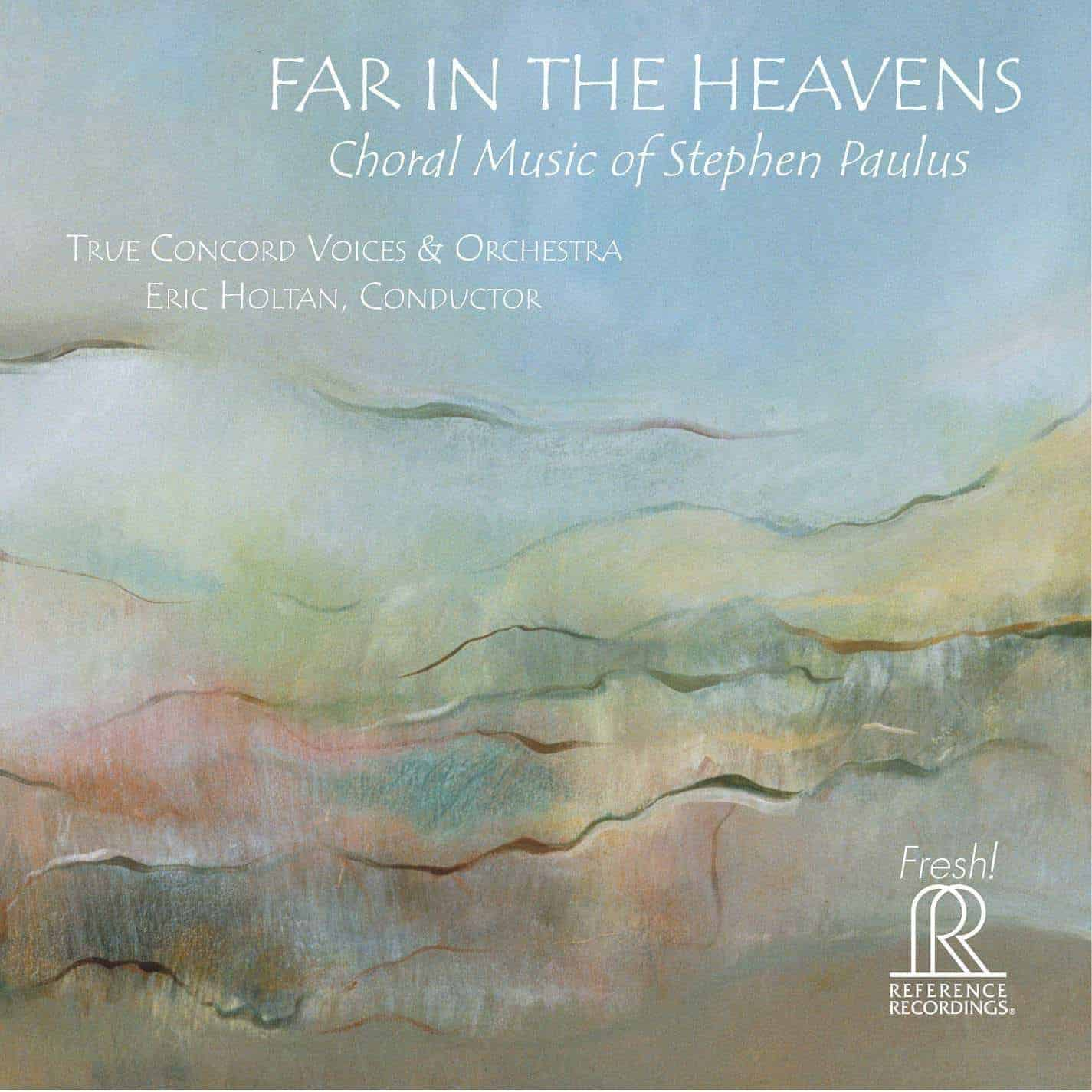 Far In The Heavens | True Concord Voices & Orchestra