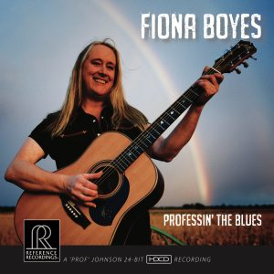 Fiona Boyes: Professin' The Blues
