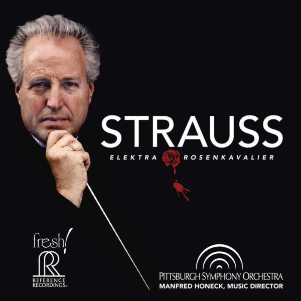 Pittsburgh Symphony Strauss: Elektra/Rosenkavalier